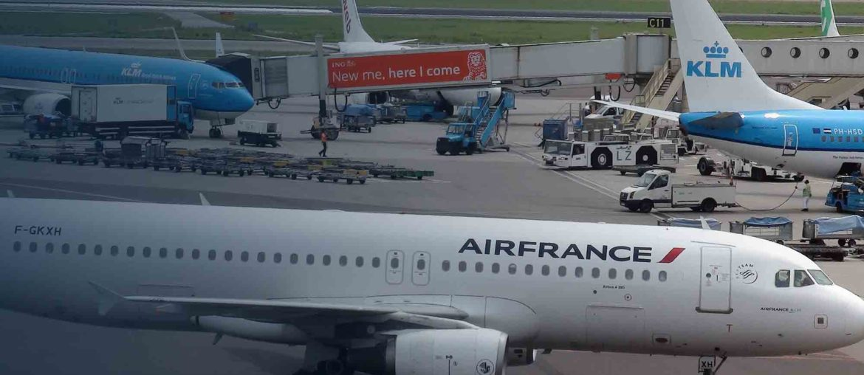Air France KLM zöld program